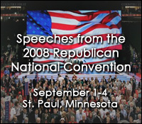 Speeches from the 2008 Democratic National Convention
